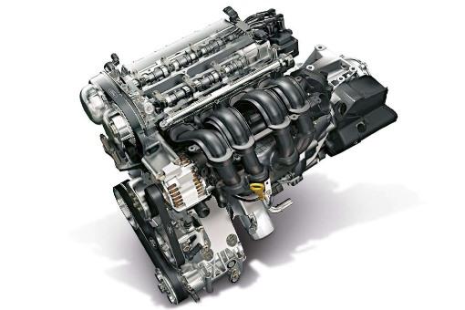 Шумная работа двигателя ford focus 1,6 100 лс (duratec)